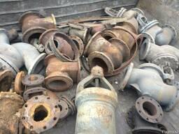 Металлолом, лом чёрных металлов, демонтаж металлоконструкций