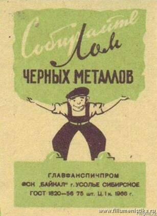 Металлолом, лом и отходы черных и цветных металлов