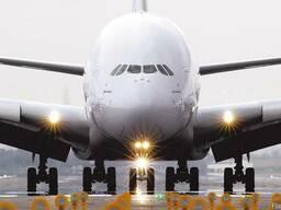 Международные авиаперевозки грузов в /из Казахстан (-а)