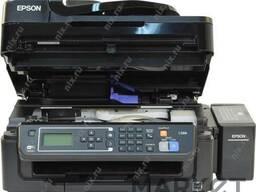 МФУ цветной, струйный Epson Styles L566 C11CE53403 4-х Цвет
