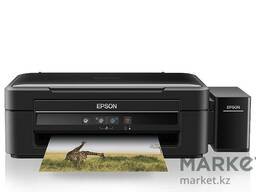 МФУ цветной, струйный фабрика печати Epson Styles L382 C11CF