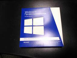 Microsoft Windows 8. 1 Professional BOX Russian