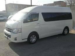 Микроавтобус Тойота Хайс