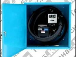 Мини АЗС. Мобильная топливораздаточная колонка Benza 15 - фото 1