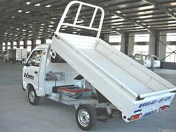 Мини-фургоны грузовики, электрические