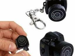 Мини-видеокамера 4 в 1 Y2000 [AVI; JPG; USB 2. 0; 1600х1200]
