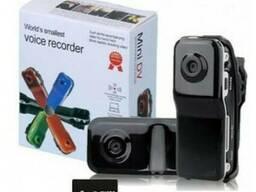 Мини-видеокамера/диктофон Mini DV World Smallest Voice. ..