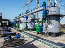 Мини-завод по утилизации отходов