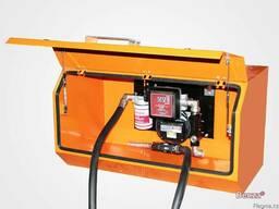 Мобильная ТРК для дизтоплива Benza 27 (220В)