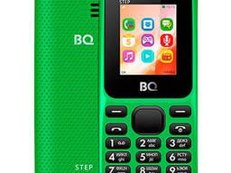 Мобильный телефон BQ 1805 Step Green