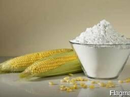 Модифицированный кукурузный крахмал горячего набухания