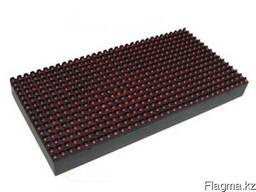 Модуль монохромный красный
