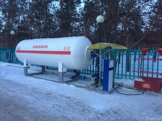 Модульные АГЗС (газовые заправки)