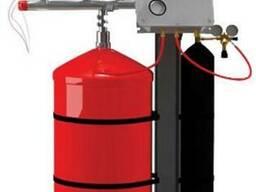 Модульные установки пожаротушения