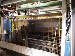Monforts termosol dyeing machine , Yoc 2008, 180cm