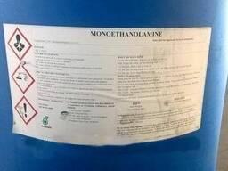 Моноэтаноламин (mono ethanolamine 99, 9%)
