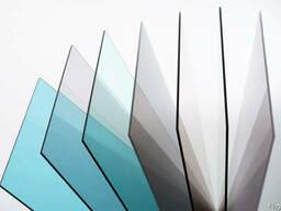 Монолитный поликарбонат КинПласт 6 мм, цветной