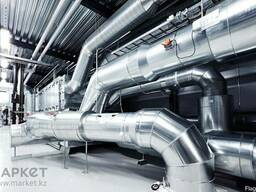 Монтаж систем вентиляции от TOO NurVent