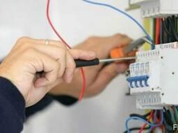 Монтаж всех видов кабельной сети СКС