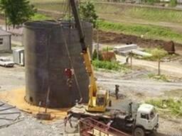 Монтажные работы по монтажу металлоизделий и конструкций