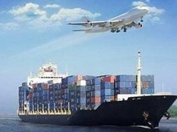Морские, мультимодальные перевозки по всему миру