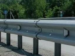 Мостовые барьерные ограждения