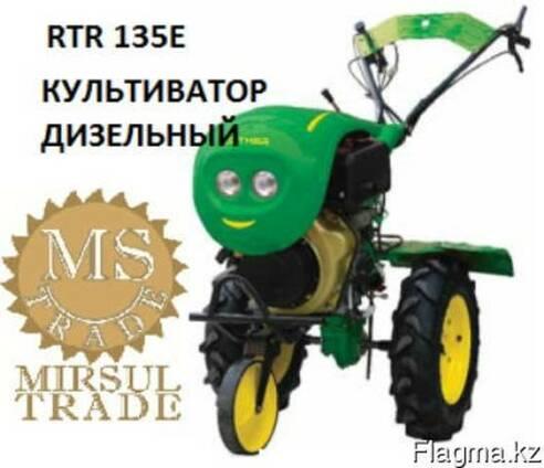 Мото-движок, румпель культиватор в Алматы