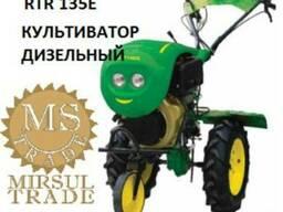 Мото-движок, румпель культиватор в Алматы - фото 1