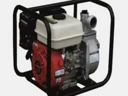 Мотопомпа бензиновая для чистой воды Launtop LTP50CE