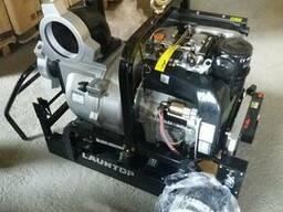 Мотопомпа передвижная LDWT150CL Launtop