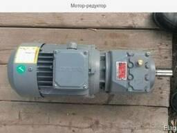 Мотор-редуктор для мукомольного оборудования 15 кВт