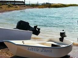 Моторные, вёсельные лодки