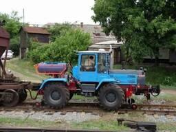 Мотовоз маневровый ММТ-2