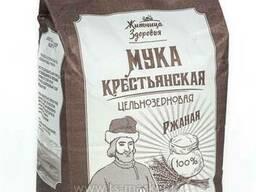 Мука ржаная ц/з Крестьянская (Житница Здоровья) (2 кг)
