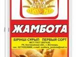"""Мука марки """"Жамбота """" первый сорт, оптом от производителя - фото 1"""