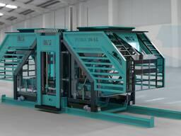 MVS3615 Производство бетонного паркета и брикета