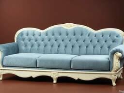 """Мягкая мебель """"Александрит"""" из массива древесины"""