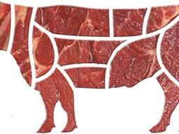 Мясо говядины и утки