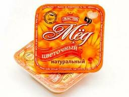 Мёд цветочный порционный