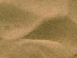 Мытый песок по ГОСТ 8736-93