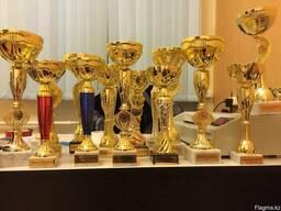 Награды, медали, кубки сувенирная продукция