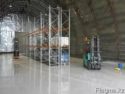 Наливной пол-Ангар, склад, терминал