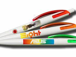 Нанесение логотипа на ручки!!