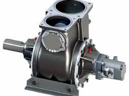 Насос топливный шиберный СШН-150/4000