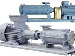 Насосы и насосные агрегаты для СУГ от компании Fas