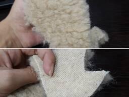 Натуральная кожа КРС и мех овчинный - фото 2