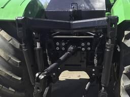 3х точечная навеска на К-701 нового образца (пит Case)
