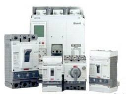 Низковольтные автоматические выключатели Susol/Metasol МССВ