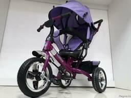 Новый трехколесный велосипед Dile/Детский велик/Отличный под