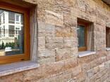 Облицовка фасадов травертином, гранитом, мрамором - фото 3
